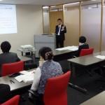 主任研究員 和田の講義